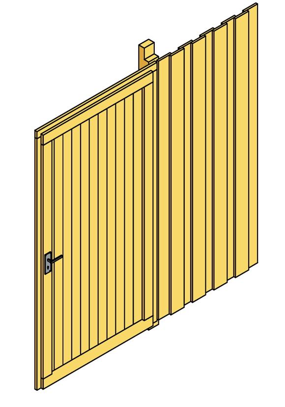carport w nde skanholz w nde f r carport seitenwand r ckwand leimholz vom garagen fachh ndler. Black Bedroom Furniture Sets. Home Design Ideas